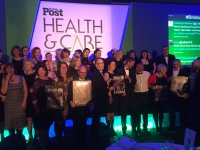 Some of the winners at the Bristol Health and Care Awards